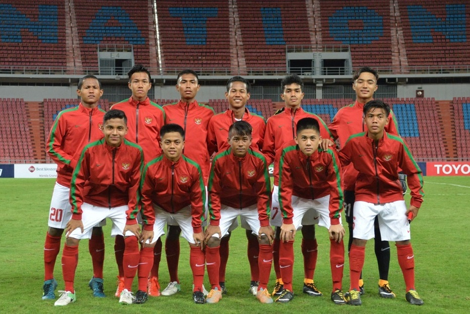 Jadwal Live Streaming Timnas Indonesia U16 vs Vietnam di Okezone : Okezone Bola
