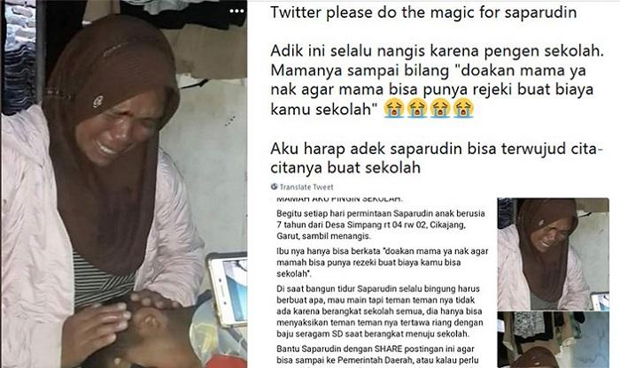 https: img.okezone.com content 2018 09 26 196 1955706 curhatan-mama-aku-pingin-sekolah-ramai-di-medsos-netizen-percayalah-doa-ibu-adalah-karunianya-anak-GN9JVFylNr.jpg