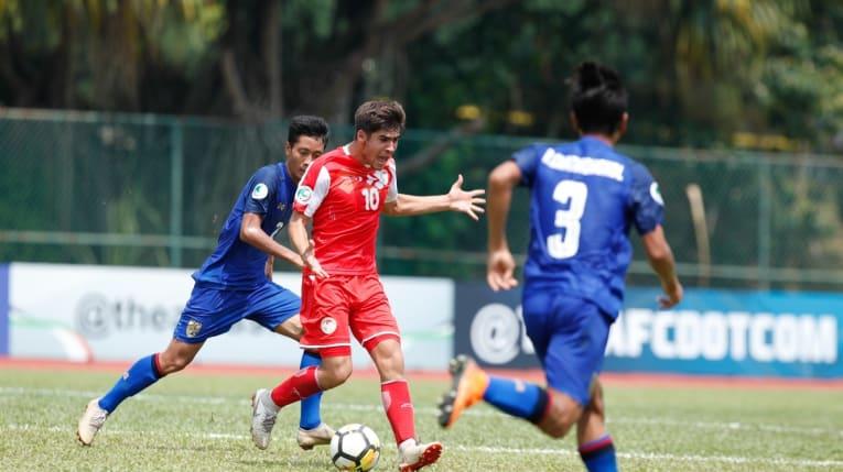 Hasil Pertandingan Timnas Thailand U-16 vs Tajikistan di ...