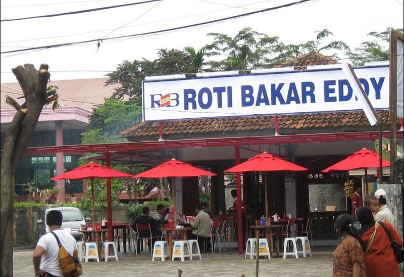 Roti Bakar Eddy, tempat nongkrong Jakarta