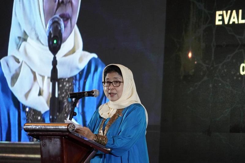 Pelaksanaan Haji 2018 Sukses, Ini Harapan Menkes Nila untuk ke Depannya