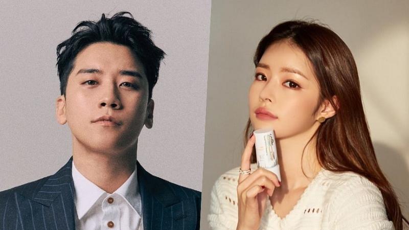 Ketahuan Dipeluk Wanita Seungri Bigbang Pacari Seorang Aktris Okezone Celebrity