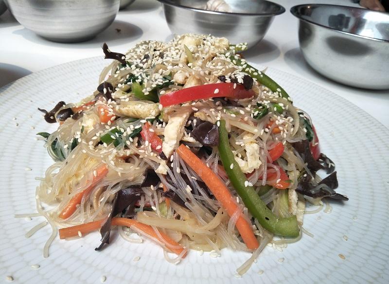 resep japchae makanan korea enak yang mudah dibuat Resep Japchae, Makanan Korea Enak yang Mudah Dibuat : Okezone