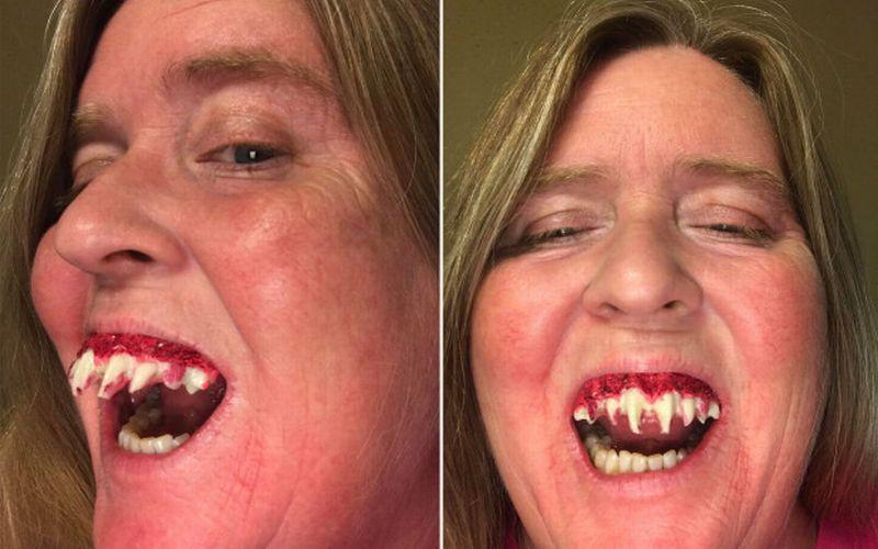 https: img.okezone.com content 2018 10 30 196 1970791 ingin-terlihat-seperti-vampire-perempuan-ini-malah-ketiban-sial-gZhoeaIS1c.jpg
