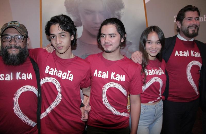 Asal Kau Bahagia Film Drama Romantis Terbaru Aliando Syarief