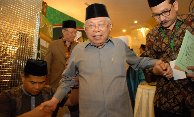 Mar'uf Amin Sakit, Koalisi Jokowi Bahas Cawapres Baru?