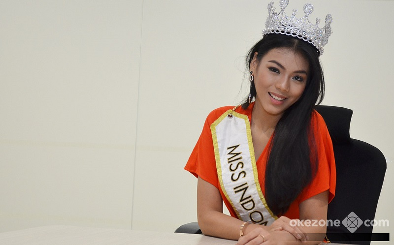 H-1 Keberangkatan ke Miss World 2018, Alya Nurshabrina Gelar Syukuran Pengajian