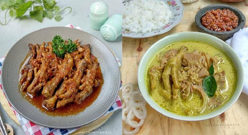 Rekomendasi Hidangan Serba Ceker Untuk