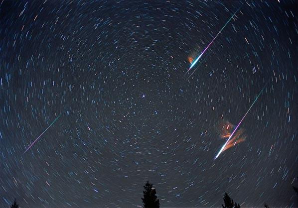 Malam Ini Bumi Bakal Diterpa Hujan Meteor Okezone Techno