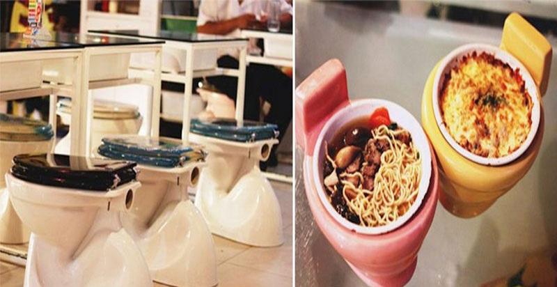 Hari Toilet Sedunia Intip 6 Restoran Unik Bertemakan Toilet Di Berbagai Penjuru Dunia Okezone Lifestyle