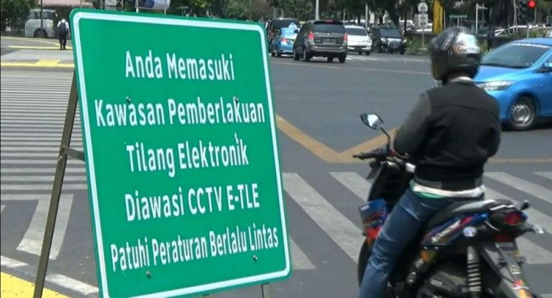 Berbekal Cctv Semarang Mulai Terapkan Tilang Elektronik