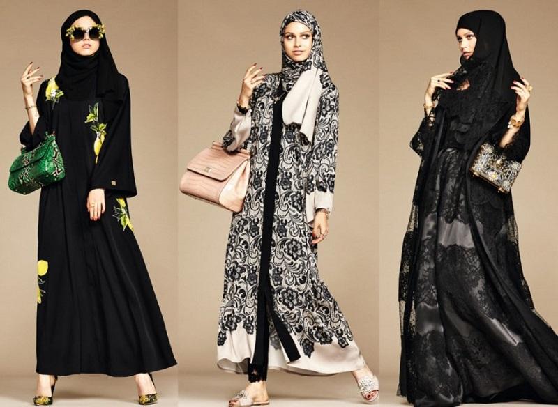 Makin Mendunia! Nike, Chanel hingga Dolce & Gabbana Sempat Merilis ...