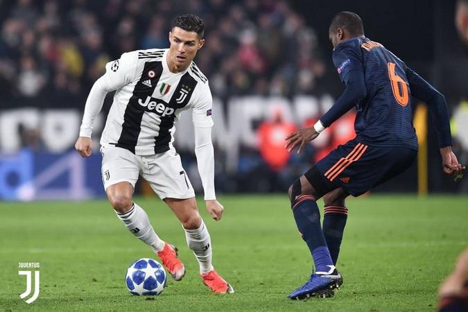 Pengaruh Besar Cristiano Ronaldo Untuk Juventus Okezone Bola