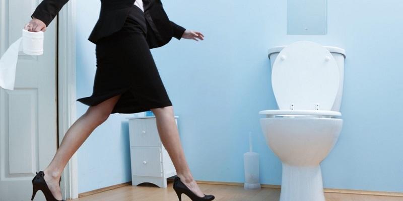 Sakit perut mendadak setelah BAB disertai diare bisa jadi gejala dari penyakit muntaber