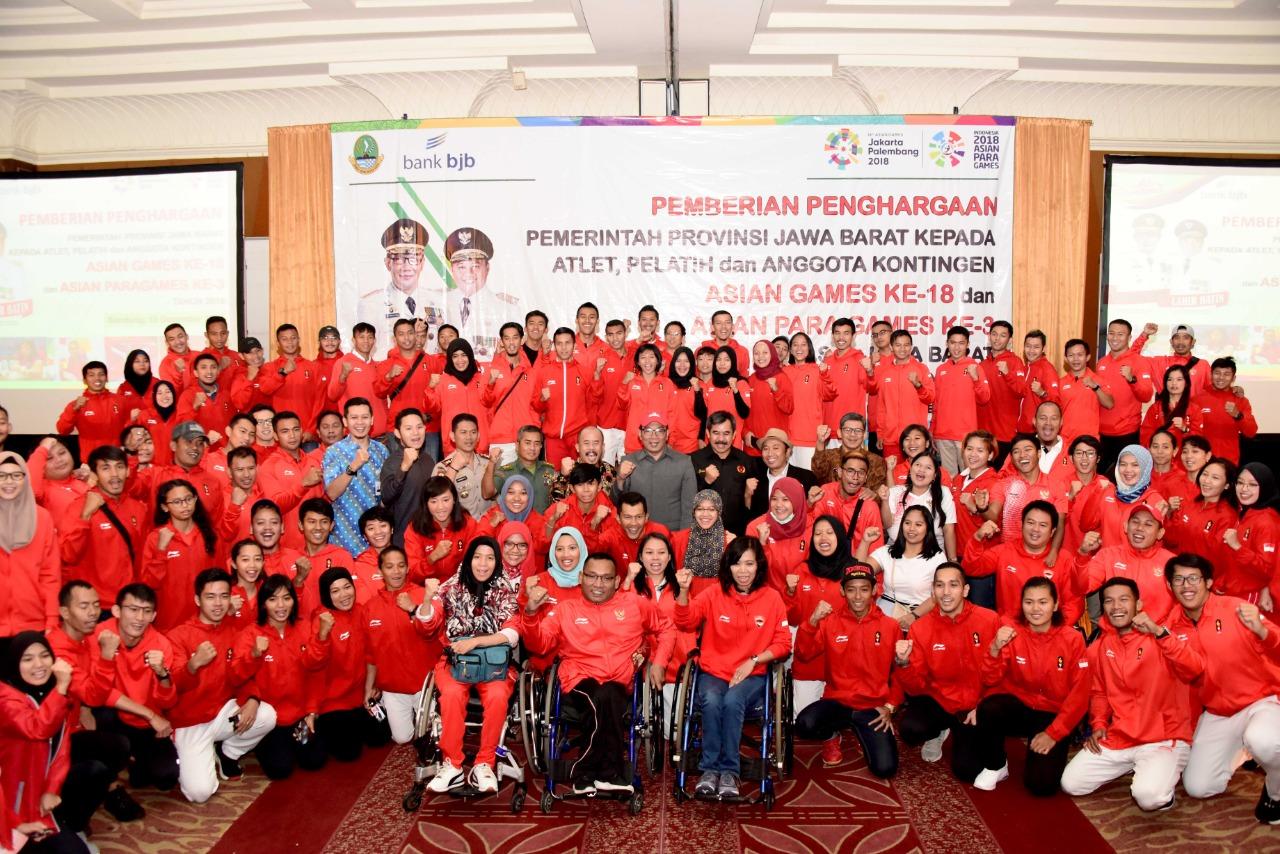 atlet asian games dan asian paragames 2018 jawa barat terima kadedeuh AFJItmH8VE - Asian Games Jawa Barat