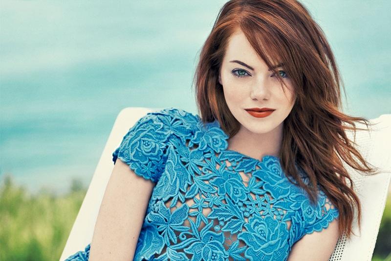 Berusia 30 Tahun Emma Stone Akui Sempat Galau Okezone Celebrity