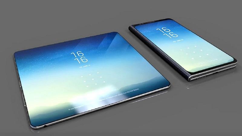 Ponsel Lipat Samsung Galaxy Fold Dibekali Tiga Kamera Okezone Techno