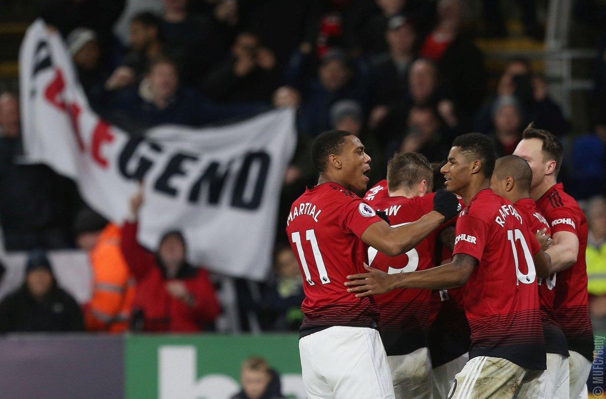 Man United Tak Sabar Unjuk Gigi Di Hadapan Tottenham