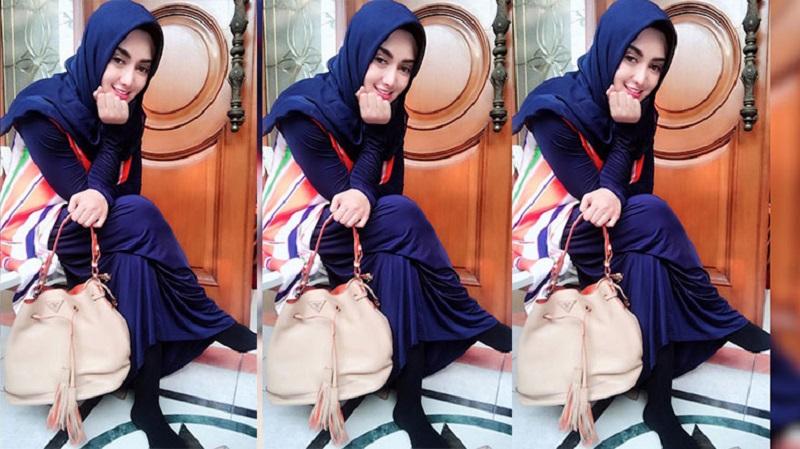 5 Tampilan Outfit Tiara Dewi Berhijab Pakai Tas Mewah, Makin Stylish!