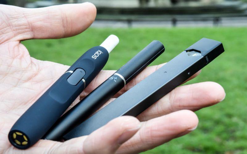 Fenomena iQOS, Rokok Elektrik Bikin 5,9 Juta Perokok Konvensional Berpaling  : Okezone Lifestyle