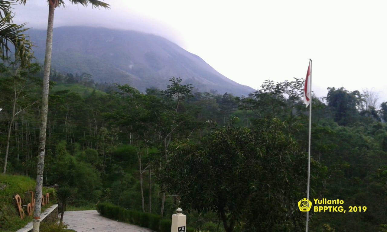 Gunung Merapi 25 Kali Gugurkan Lava Pijar Hari Ini ...
