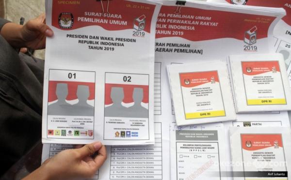 Polri Kawal Ketat Proses Distribusi Surat Suara Pemilu 2019