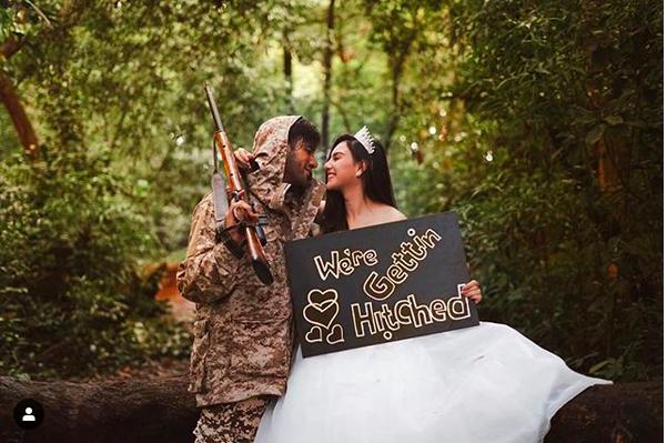 https: img.okezone.com content 2019 01 25 406 2009195 berburu-di-tengah-hutan-inikah-foto-pre-wedding-ammar-zoni-irish-bella-notRMG9j5m.png