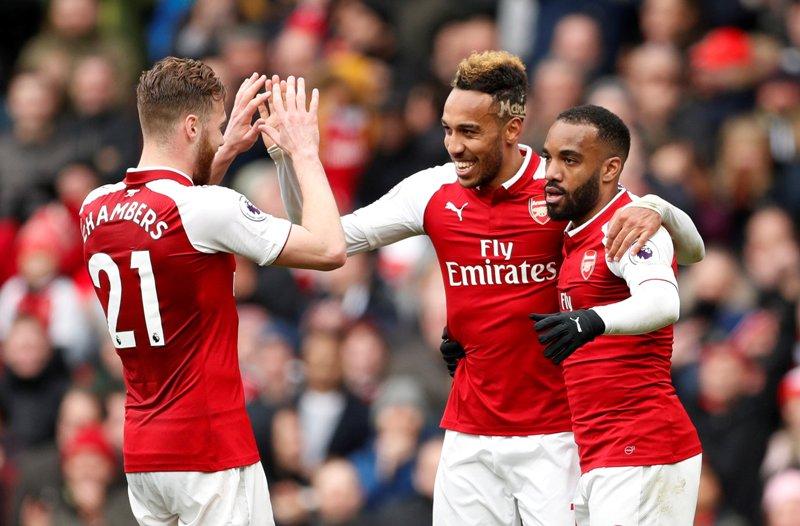 Guardiola Ungkap Tiga Pemain Arsenal yang Mesti Diwaspadai Man City : Okezone Bola
