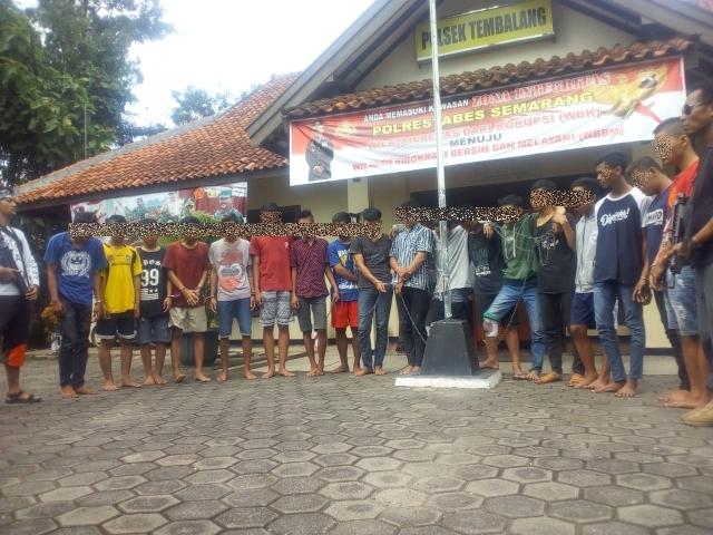 Geng 69, Kelompok Remaja Yang Sadis Dan Resahkan Warga