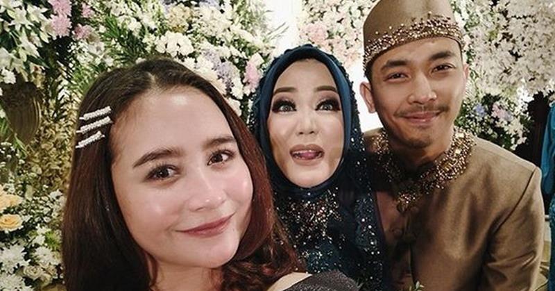 Gelar Resepsi Pernikahan Risa Saraswati Siapkan Tempat Untuk Teman Gaibnya Okezone Celebrity