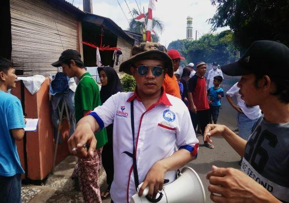 Caleg Dprd Perindo Tangerang Asapi Ratusan Rumah Warga Di Pabuaran Okezone News