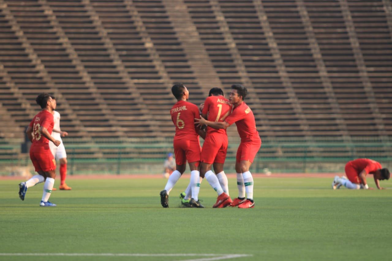 Jadwal Final Piala AFF U-22 2019, Timnas Indonesia vs ...
