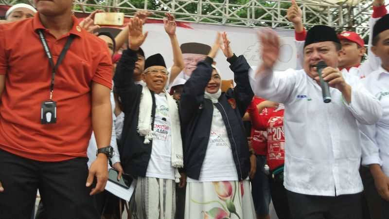 Direstui Kiai Ma ruf Majelis Munajat Indonesia Gelar Ijtihad