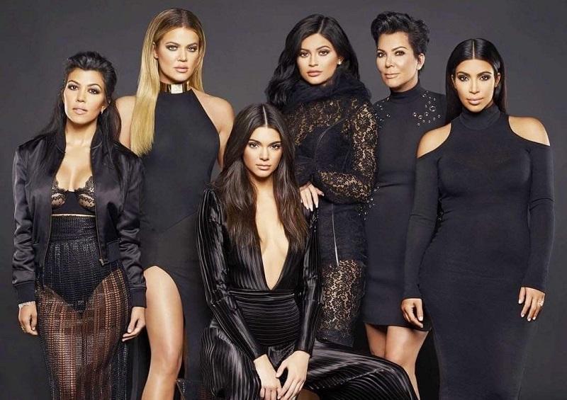 Bergelimang Harta, Siapa yang Paling Kaya dari Keluarga Kardashian-Jenner?  : Okezone Lifestyle