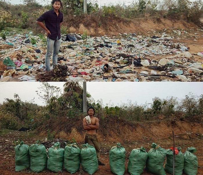 https: img.okezone.com content 2019 03 11 612 2028636 challengeforchange-tantangan-bersih-bersih-sampah-yang-sedang-digandrungi-di-seluruh-dunia-VfA6sSCqy6.jpg