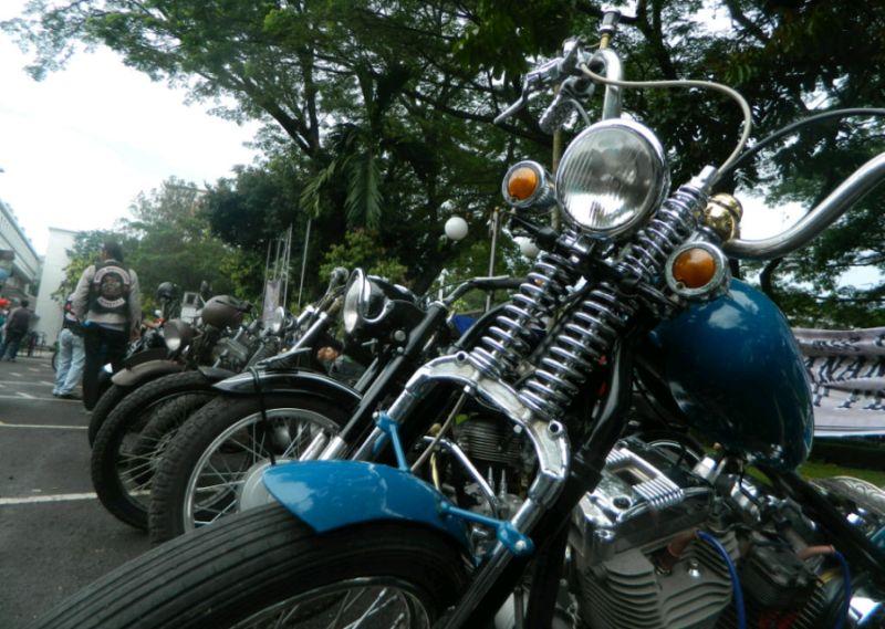 Kisruh Organisasi Motor Brotherhood Bandung Masuk Ke Meja