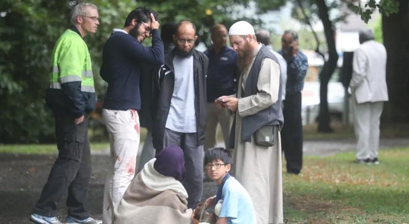 Terdengar Lebih Dari 20 Tembakan Di Masjid Christchurch