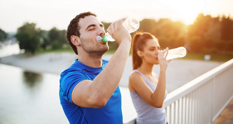 Macam-Macam Air Suci Dalam Islam, Air Mineral Termasuk?