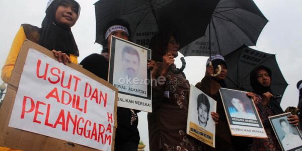 Kasus Pelanggaran Ham Berat Ditegaskan Bukan Cuma Terkait Pemilu Okezone Nasional