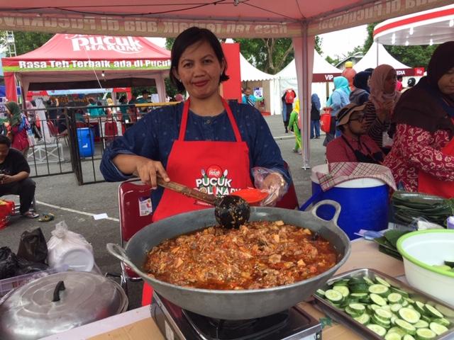 Merayakan Keragaman Kuliner di Pucuk Coolinary Festival