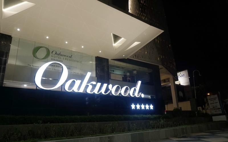 Oakwood Hotel Residence Surabaya Resmi Bersertifikasi Bintang 5