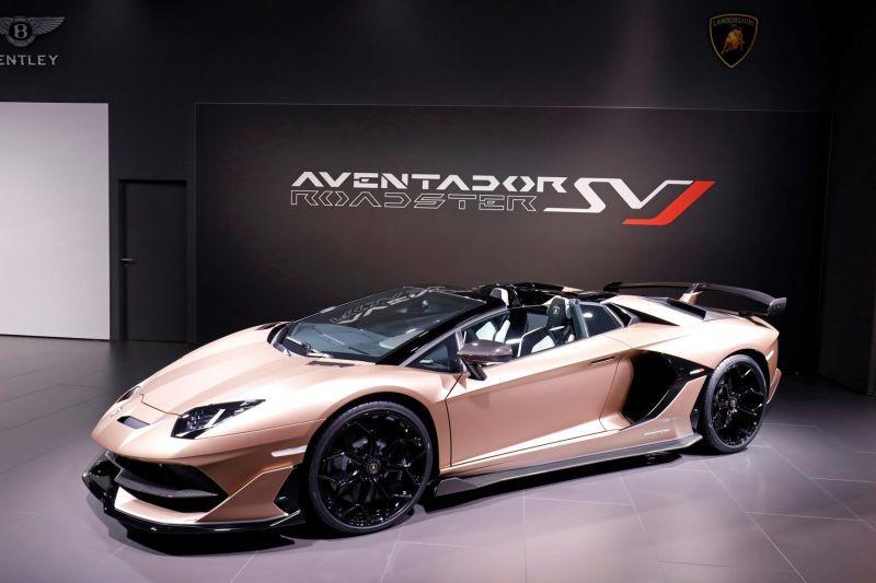 Hanya 63 Unit Di Dunia Lamborghini Aventador Svj Hadir Di Indonesia
