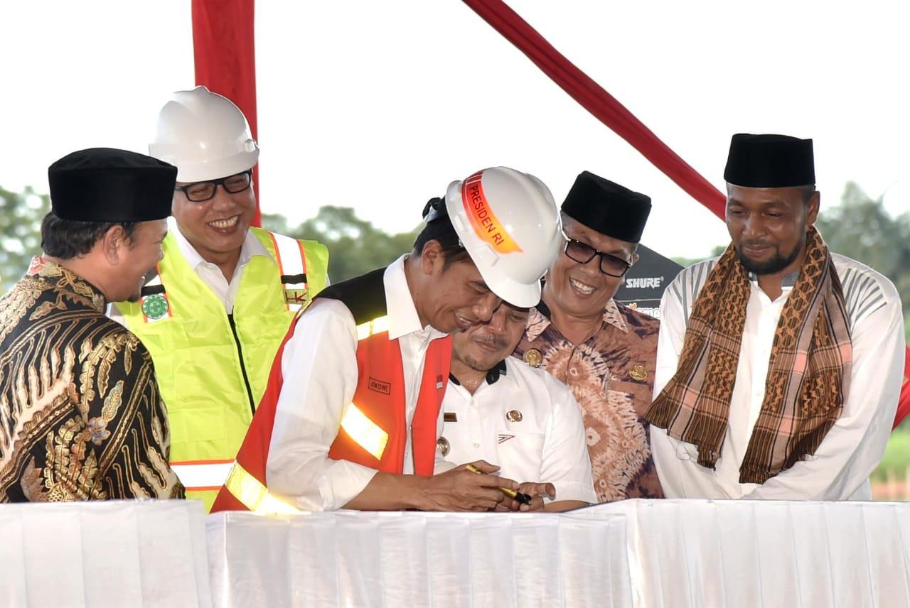 Tol Banda Aceh Sigli Seksi 4 Rampung Akhir Tahun Ini Okezone Economy