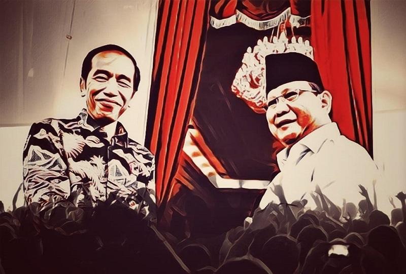 Jokowi  Cancer  VS Prabowo  Libra , seperti Apa Gaya Memimpin Keduanya Berdasarkan Zodiak? : Okezone Lifestyle