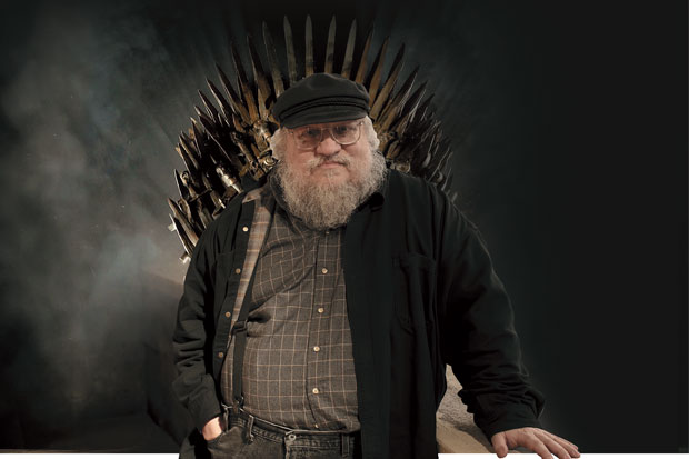 "Georgerr Martin, Bapak Serial ""Game of Thrones"" : Okezone News"