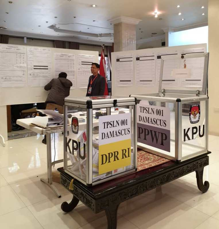 Sandiaga Ungguli Perolehan Suara Jokowi