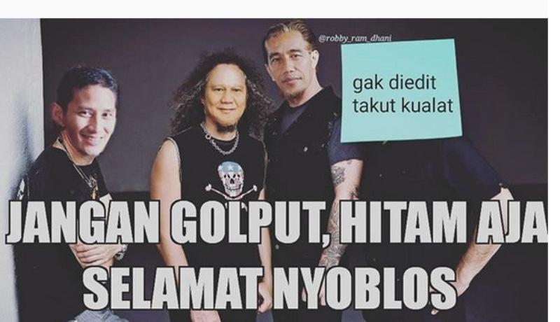 Pantau Quick Count Pilpres 2019 Ngakak Dulu Sama Meme