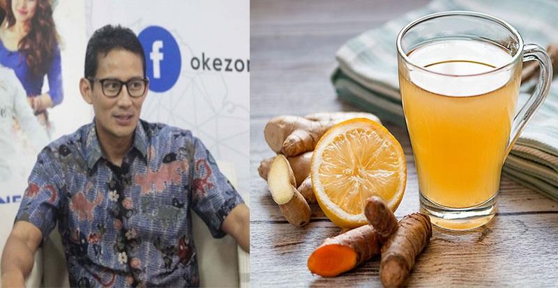 https: img.okezone.com content 2019 04 20 481 2045813 sandiaga-uno-radang-tenggorokan-minum-6-teh-herbal-ini-bisa-mengobatinya-gWjJbYILtc.jpg