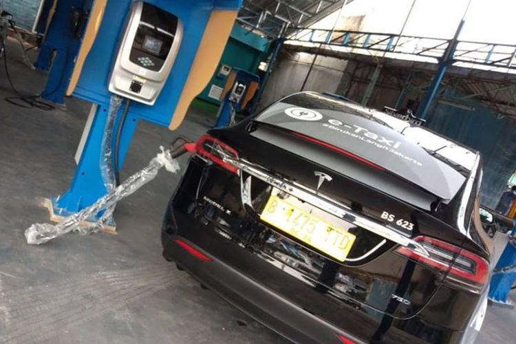 Tesla Model S Seharga Rp2 Miliar Akan Jadi Taksi Okezone Otomotif