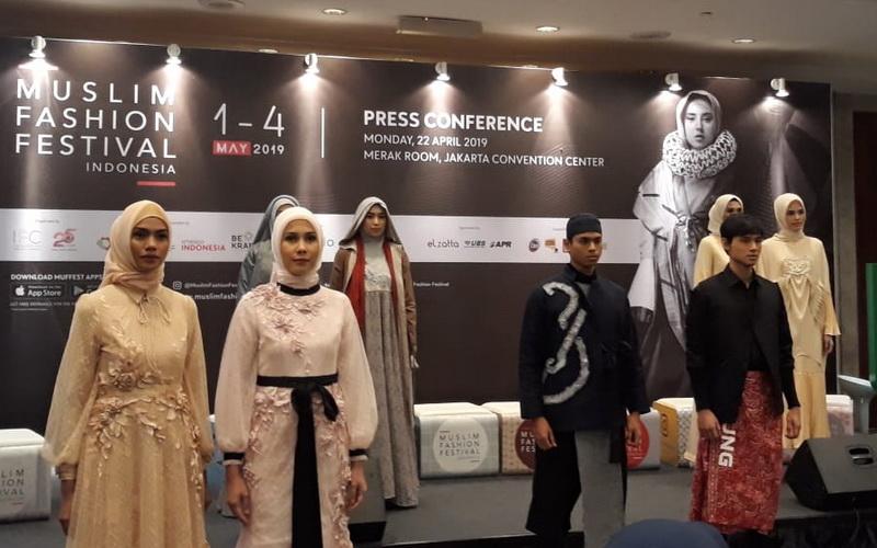 Indonesia Targetkan Jadi Barometer Fesyen Muslim Dunia